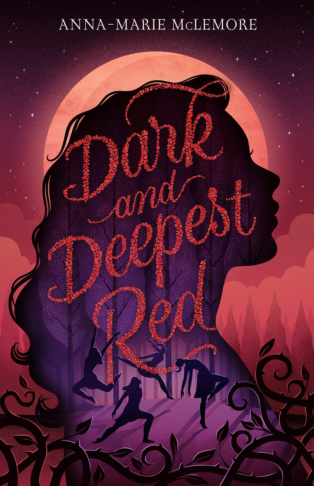 Macmillan - Dark and Deepest Red